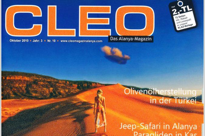 """""""CLEO"""" Türkei-Alanya"""