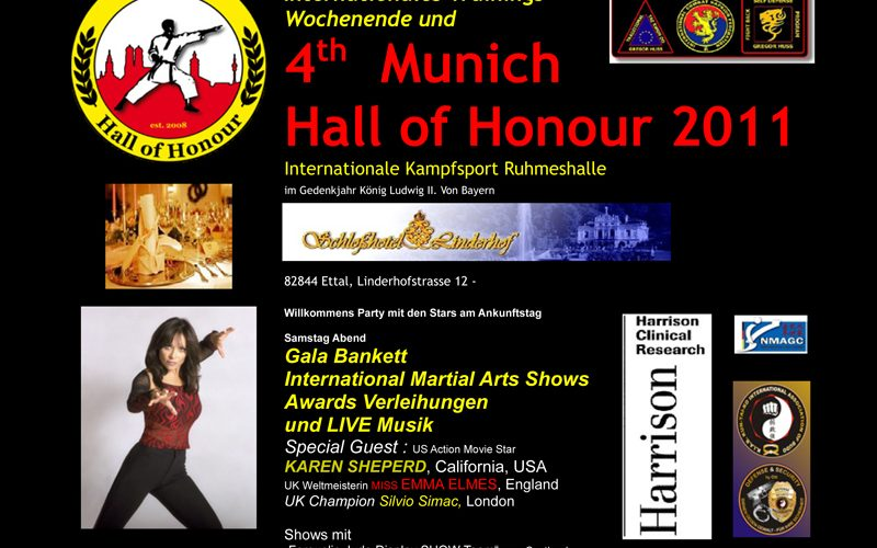 "4th Munich ""Hall of Honour"""