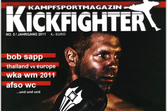 """KICKFIGHTER"" – Fight Magazin"
